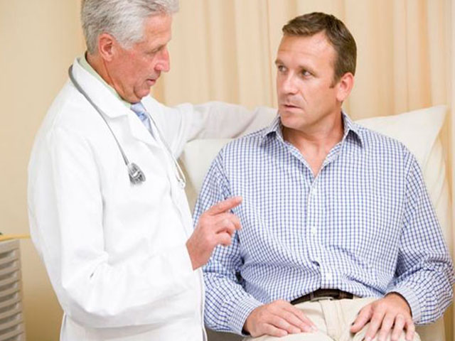 Медикаментозное лечение лимфоузлов в паху у мужчин