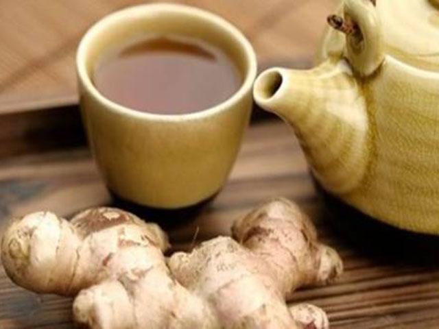 чай с молотым имбирем для похудения