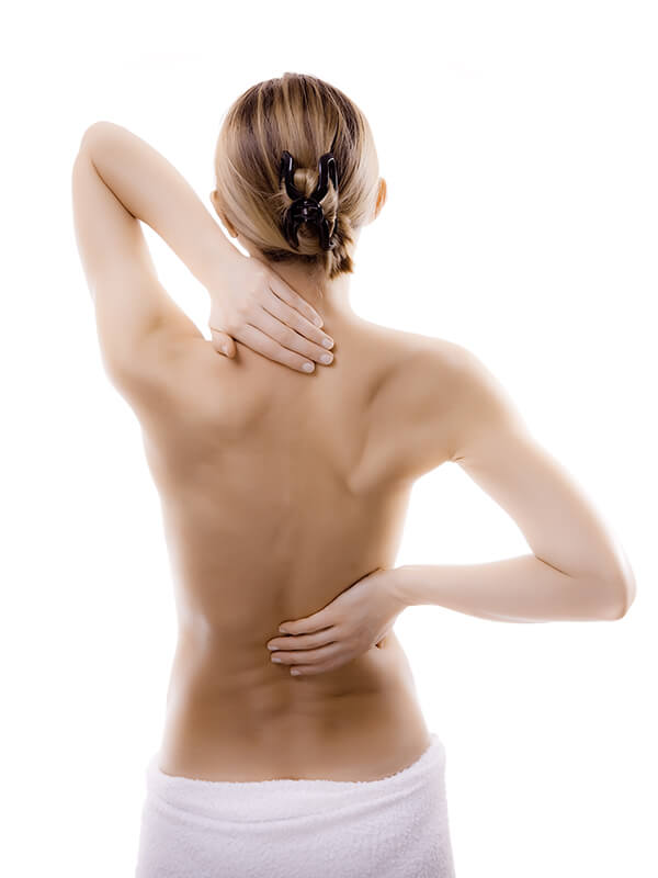 Самый распространенный симптом остеохондроза позвоночника – боль в области спины