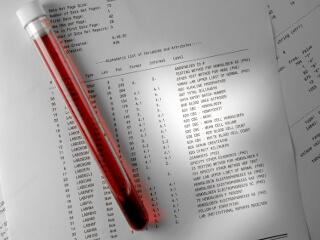 анализ крови на паразиты в организме человека