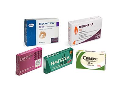 таблетки против эрекции