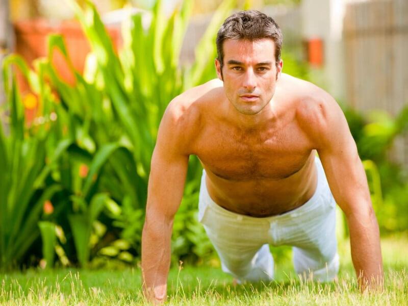 Физические упражнения – активные помощники в борьбе с простатитом