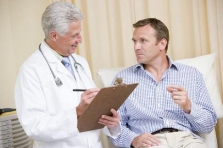 Лечение от простатита должно проходить под наблюдением специалиста