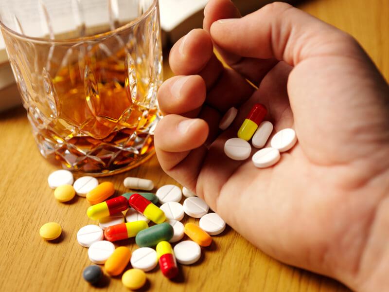 Таблетки для выхода с запоя
