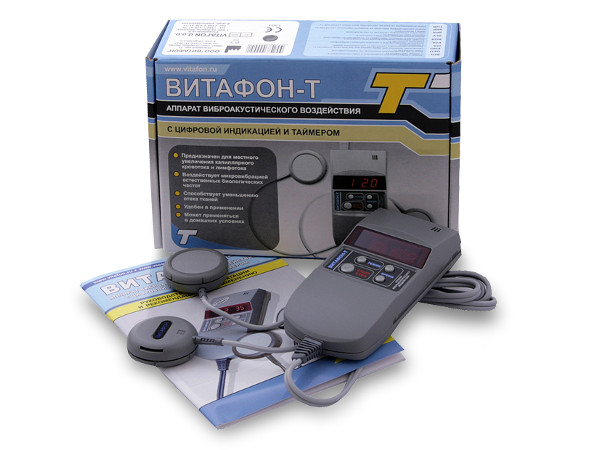 Лечение виброакустическим аппаратом Витафон
