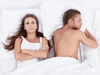 Пониженное либидо может стать проблемой в отношениях