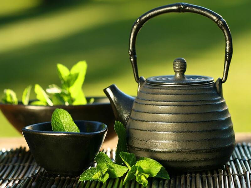 Зеленый чай полезен в меру