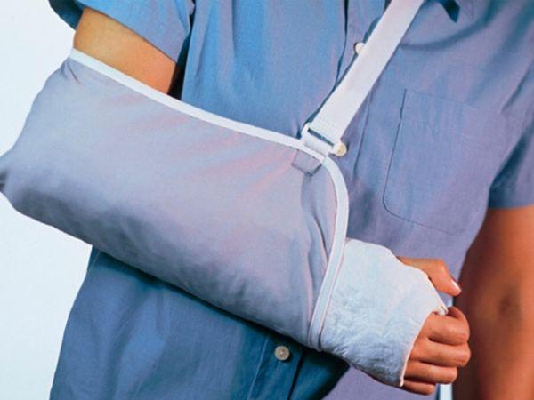 Мумие помогает быстрее срастаться переломам