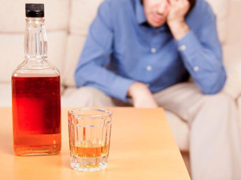 Плохая потенция и алкоголь