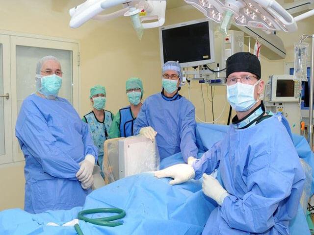 Лазерная операция аденомы простаты в запорожье