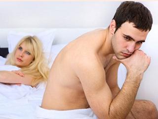 Пречина упадка члена во время секса