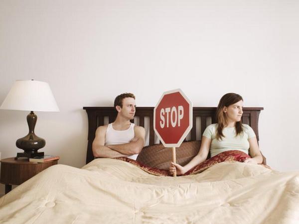 При фригидности нет половое влечение