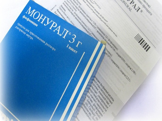 Популярный препарат Монурал