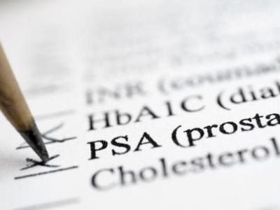 Показание ПСА при раке простаты
