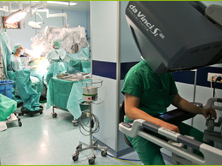 Удаление предстательной железы методом «DaVinci»