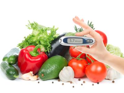 Только «правильные» пищевые продукты должны фигурировать на рационе больного сахарным диабетом