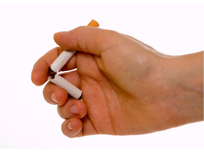 Как можно отказаться от курения