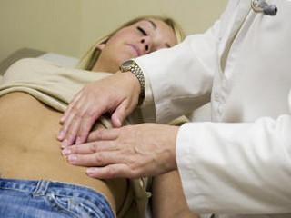 Тянущие боли в левом боку у женщин