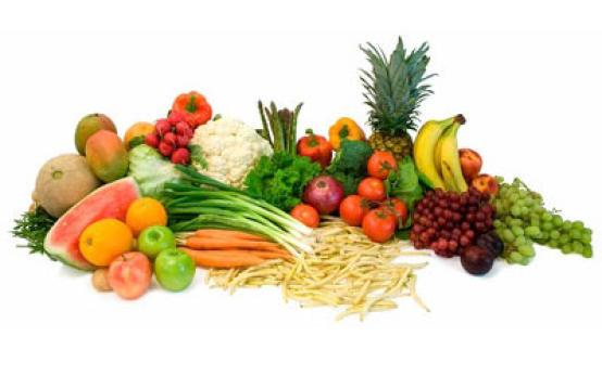 Народные средства от геморроя — фрукты и овощи