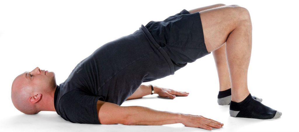 Упражнение подъем таза для мужчин