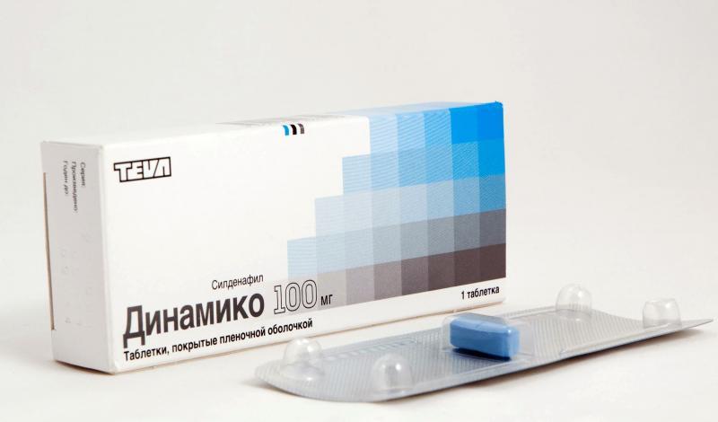 «Динамико» — препарат для мужчин: инструкция по применению