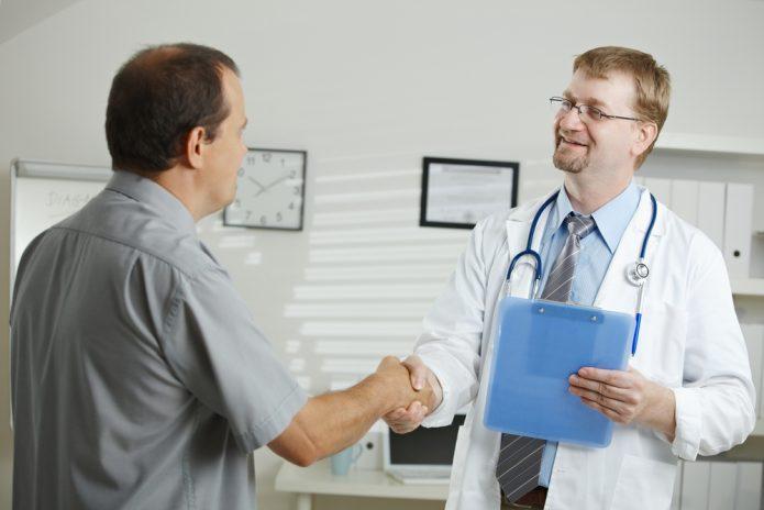 врач лечение