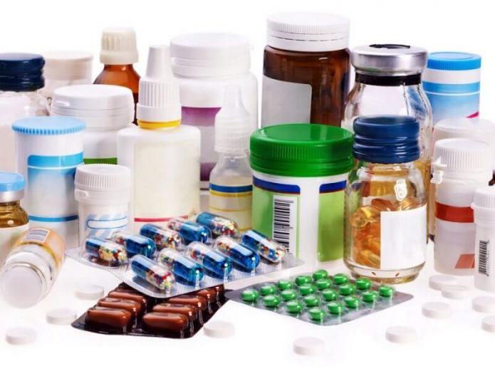 Различные лекарственные препараты
