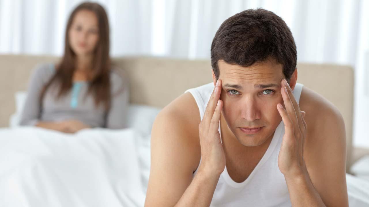 Аллергия на сперму: причина недомогания после секса