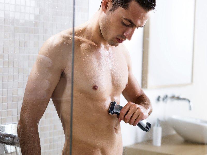 Как правильно брить пах мужчине: безопасно и быстро