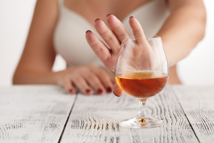 Чем заменить алкоголь?