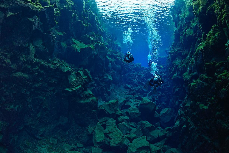 Сильфра, Исландия
