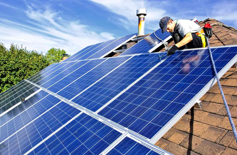 Солнечные панели — экономия и эффективность
