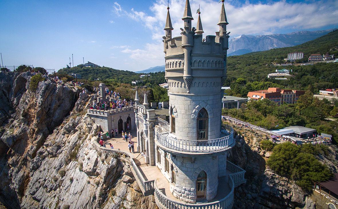Если в отпуск, то в Крым